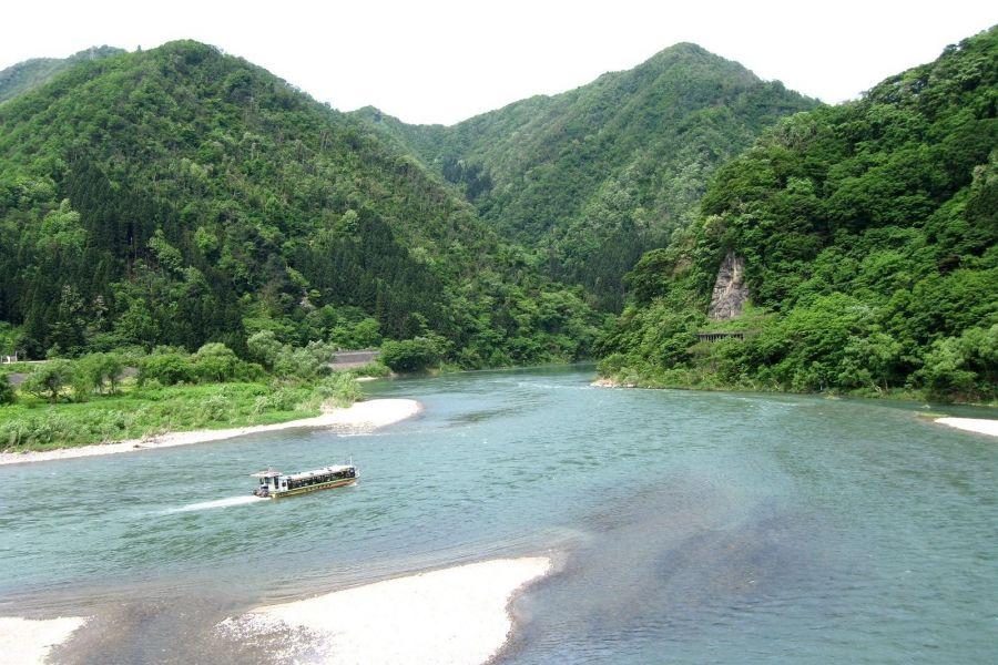 「阿賀野川ライン ドライブ 新潟」の画像検索結果