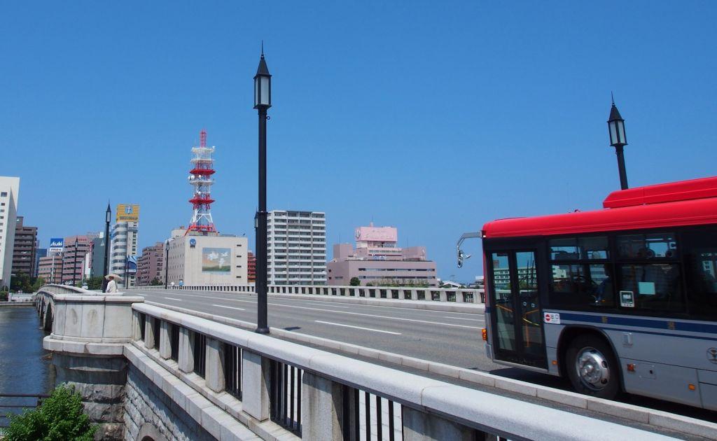 循環バスで巡る、新潟市内街歩き定番コース 新潟のモデルコース ...