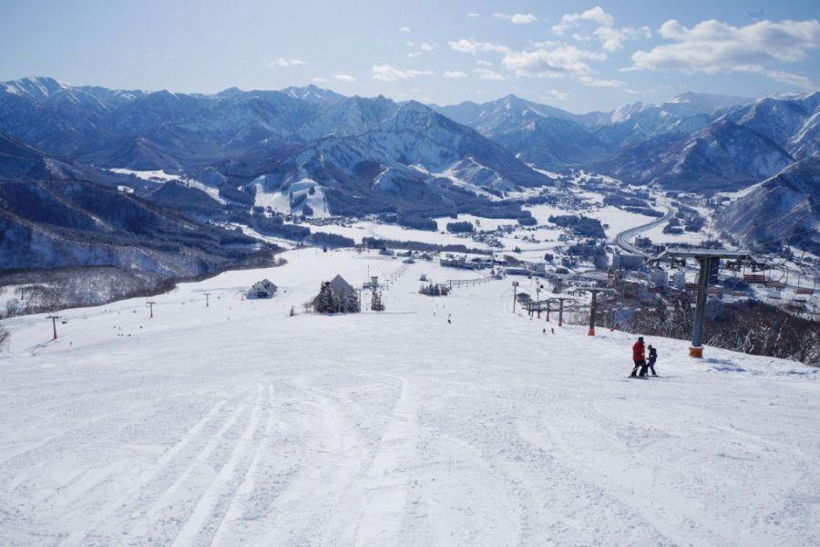 岩原 スキー 場
